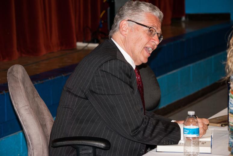 Capodagli Jackson Consulting - Book Signing - Bill Capodagli