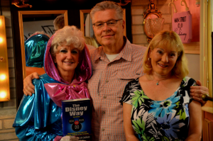 Fairy Gladmother, Bill Capodagli, and Lynn Jackson - The Disney Way